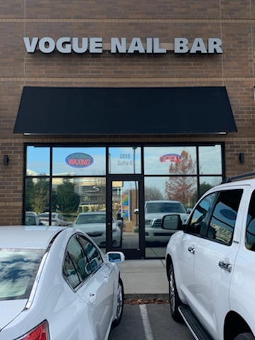 Vogue Nail Bar | Nail salon 37129 | Murfreesboro, TN